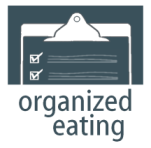 Organized Eating